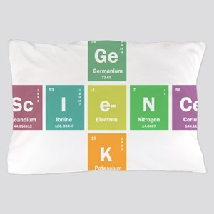 Geek science Pillow Case
