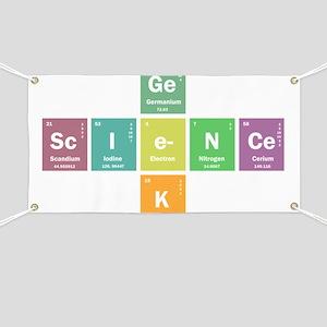 Geek science Banner