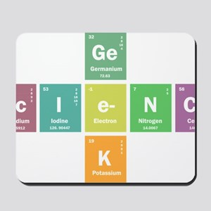 Geek science Mousepad