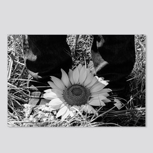 Southern Cowgirl Postcards (Package of 8)