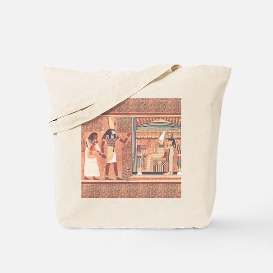 Ani Papyrus Egyptian Tote Bag