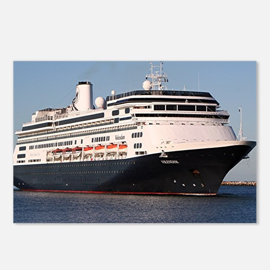 Cruise ship 7 Postcards (Package of 8)