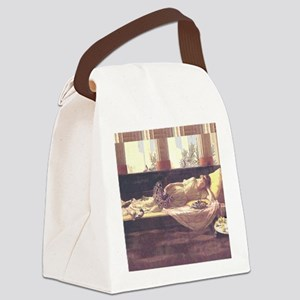 Waterhouse Dolce Far Niente Canvas Lunch Bag