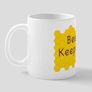 Bee Keeper Sticker Mug