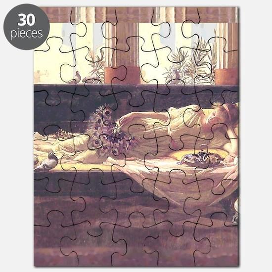 Waterhouse Dolce Far Niente Puzzle