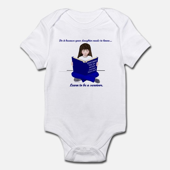 P.L.'s BC Awareness Infant Bodysuit