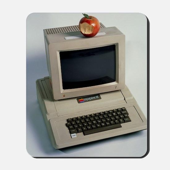 Apple II computer Mousepad