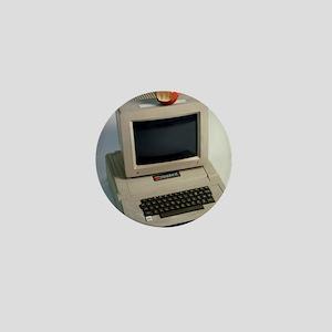 Apple II computer Mini Button