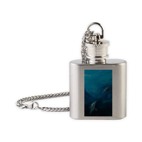 Visions_of_Atlantis_sm Flask Necklace