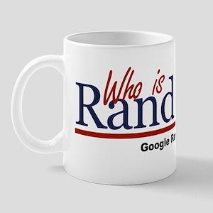 Who is Rand Paul? Mug