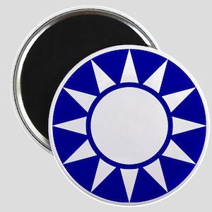 1925-1938 NCAF roundel Magnet