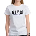 Women's White T - Florida Review People design