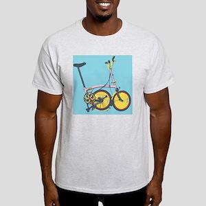 Brompton part folded Light T-Shirt