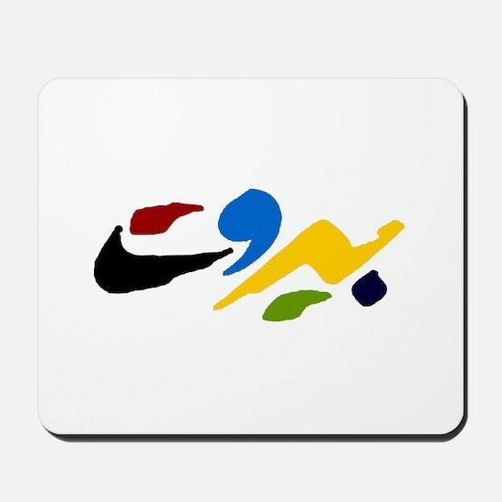 Beirut Mousepad
