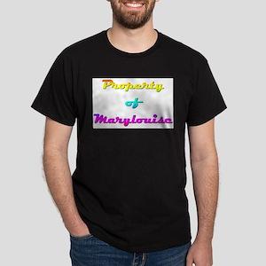 Property Of Marylouise Female T-Shirt