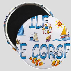 Ile de Corse Magnet