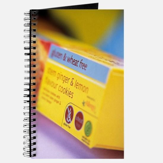 Biscuit packaging Journal