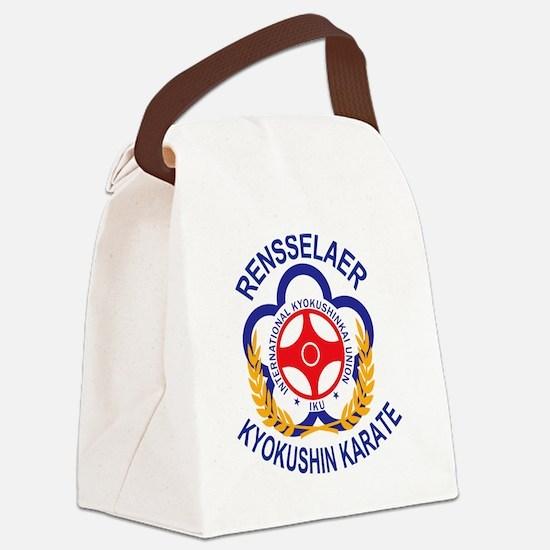 Rensselaer Kyokushin Canvas Lunch Bag