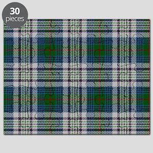 Kennedy Dress Tartan Plaid Puzzle