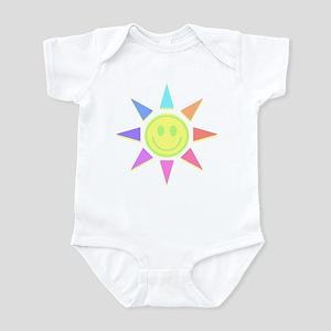 Sun Smiley Infant Bodysuit