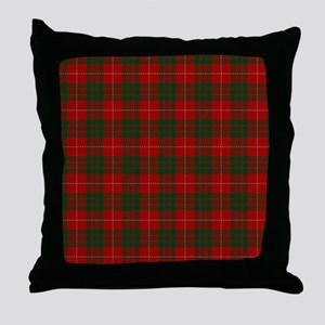 MacGregor Tartan Throw Pillow