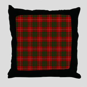 MacGregor Tartan Throw Pillow