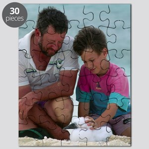 Booby chick Puzzle