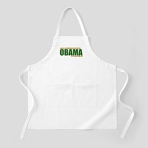 Barack Obama BBQ Apron