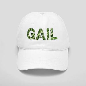 Gail, Vintage Camo, Cap