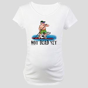 Paddle Board Grampy Maternity T-Shirt