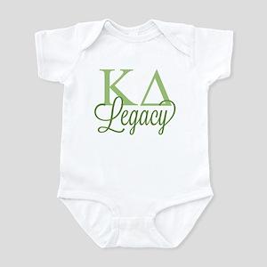 Kappa Delta Legacy Infant Bodysuit
