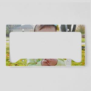 hadley License Plate Holder