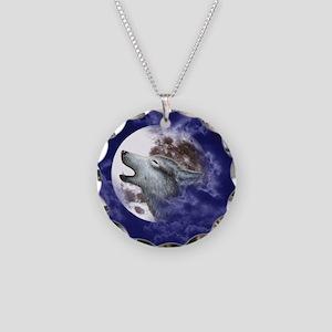 COASTER-ROUND Necklace Circle Charm