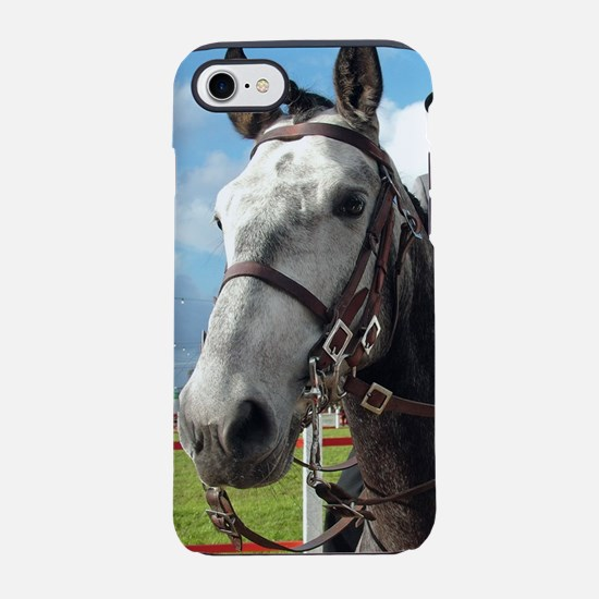 Pure breed horse iPhone 7 Tough Case