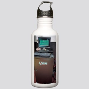 Car emissions testing Stainless Water Bottle 1.0L