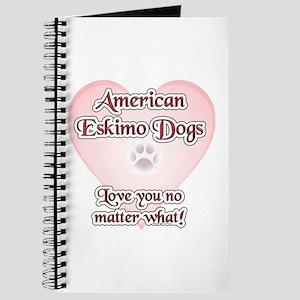 Eskimo Love you Journal