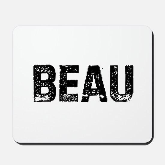 Beau Mousepad