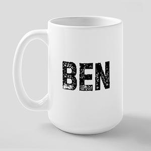 Ben Large Mug