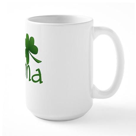 irish grandma Large Mug