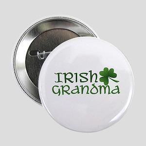 irish grandma Button