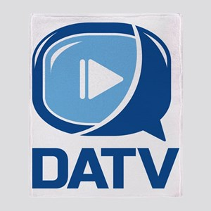 DATV Logo Throw Blanket