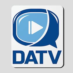 DATV Logo Mousepad