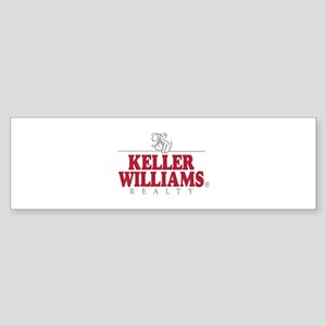 Keller Williams Realty Bumper Sticker