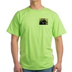Spotmonkey.Net Jew Boys Green T-Shirt