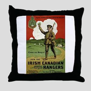 Join The Irish Canadian Rangers Overseas Battalion