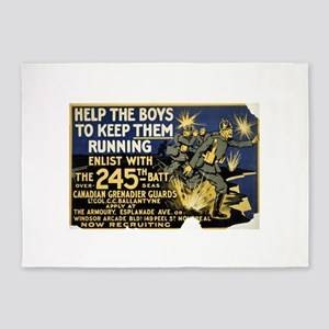 Help The Boys To Keep Them Running - anon - circa