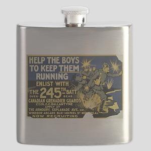 Help The Boys To Keep Them Running - anon - circa