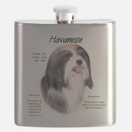 Havanese Flask