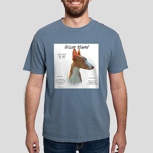 Ibizan Hound Mens Comfort Colors Shirt