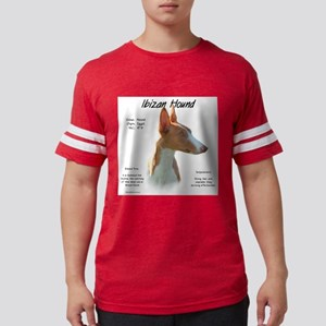 Ibizan Hound Mens Football Shirt